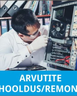 arvuti hooldus